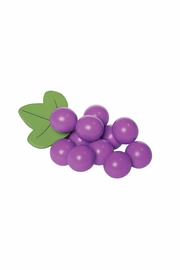 The Manhattan Toy Company Grape Baby Beads - Front cropped