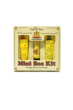 The Naked Bee Mini Bee Kit - Alternate List Image