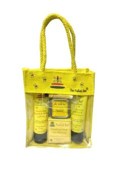 The Naked Bee Travel Essentials Kit - Product List Image