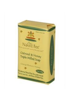 The Naked Bee Triple Milled Soap - Product List Image