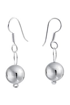 The Nava Family Ball Earrings 10mm - Product List Image