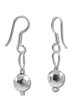 The Nava Family Ball Earrings 8mm - Product List Image