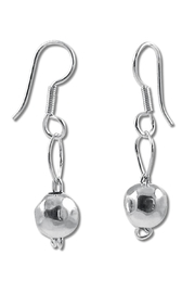 The Nava Family Ball Earrings 8mm - Product Mini Image