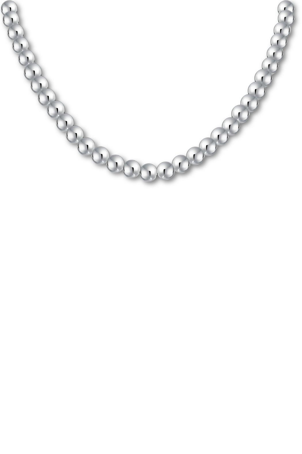 The Nava Family Classic Balls Necklace - Front Full Image