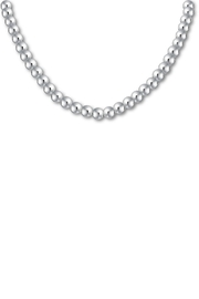 The Nava Family Classic Balls Necklace - Front full body