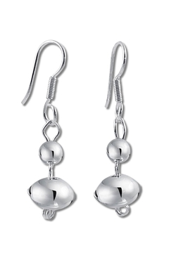 The Nava Family Fs Ball Earrings - Product List Image