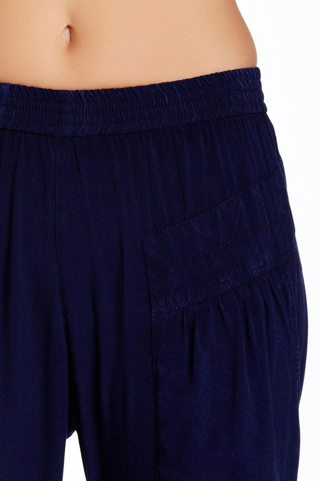 The O'Dells Indigo Slouch Pants - Side Cropped Image