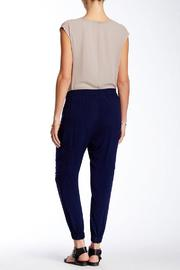 Shoptiques Product: Indigo Slouch Pants - Front full body