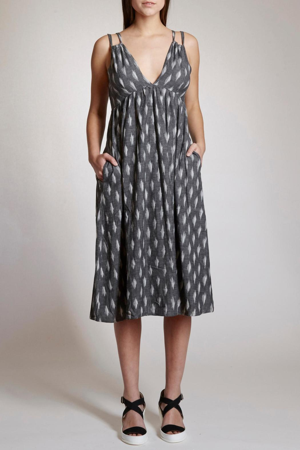 The Odells Double Strap Dress - Main Image