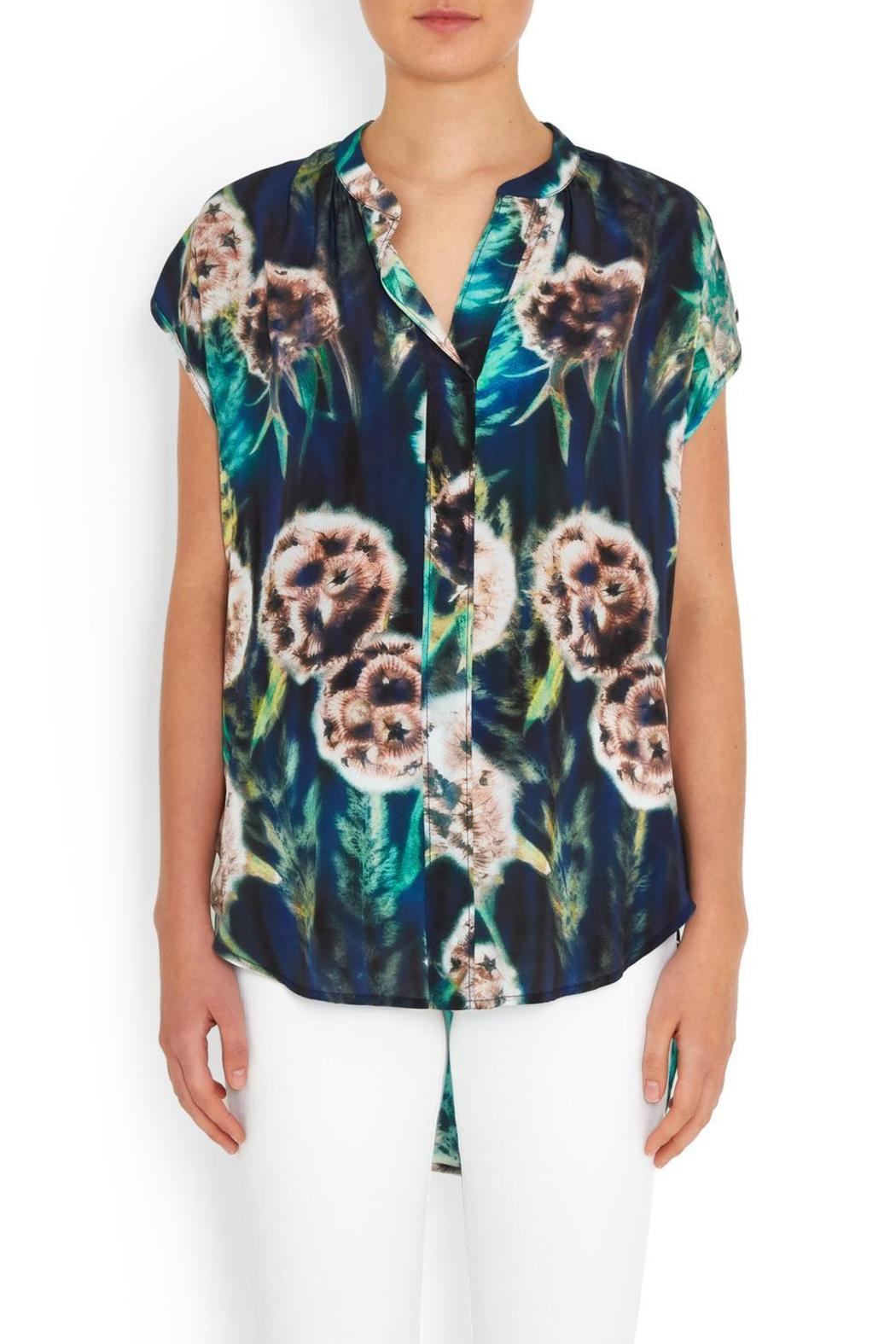 The ODells Nightglow Dandelion Blouse - Main Image