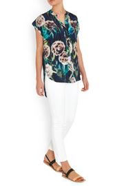 The ODells Nightglow Dandelion Blouse - Side cropped