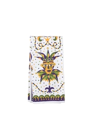 The Parish Line Mardi-Gras Jester Towel - Product Mini Image