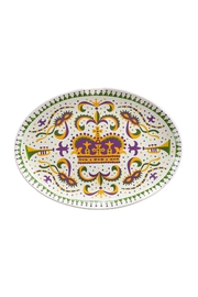 The Parish Line Mardi Gras Platter - Product Mini Image
