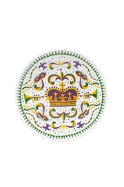 The Parish Line Mardi-Gras Small Plate - Product Mini Image
