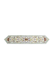 The Parish Line Mardi-Gras Table Runner - Front cropped