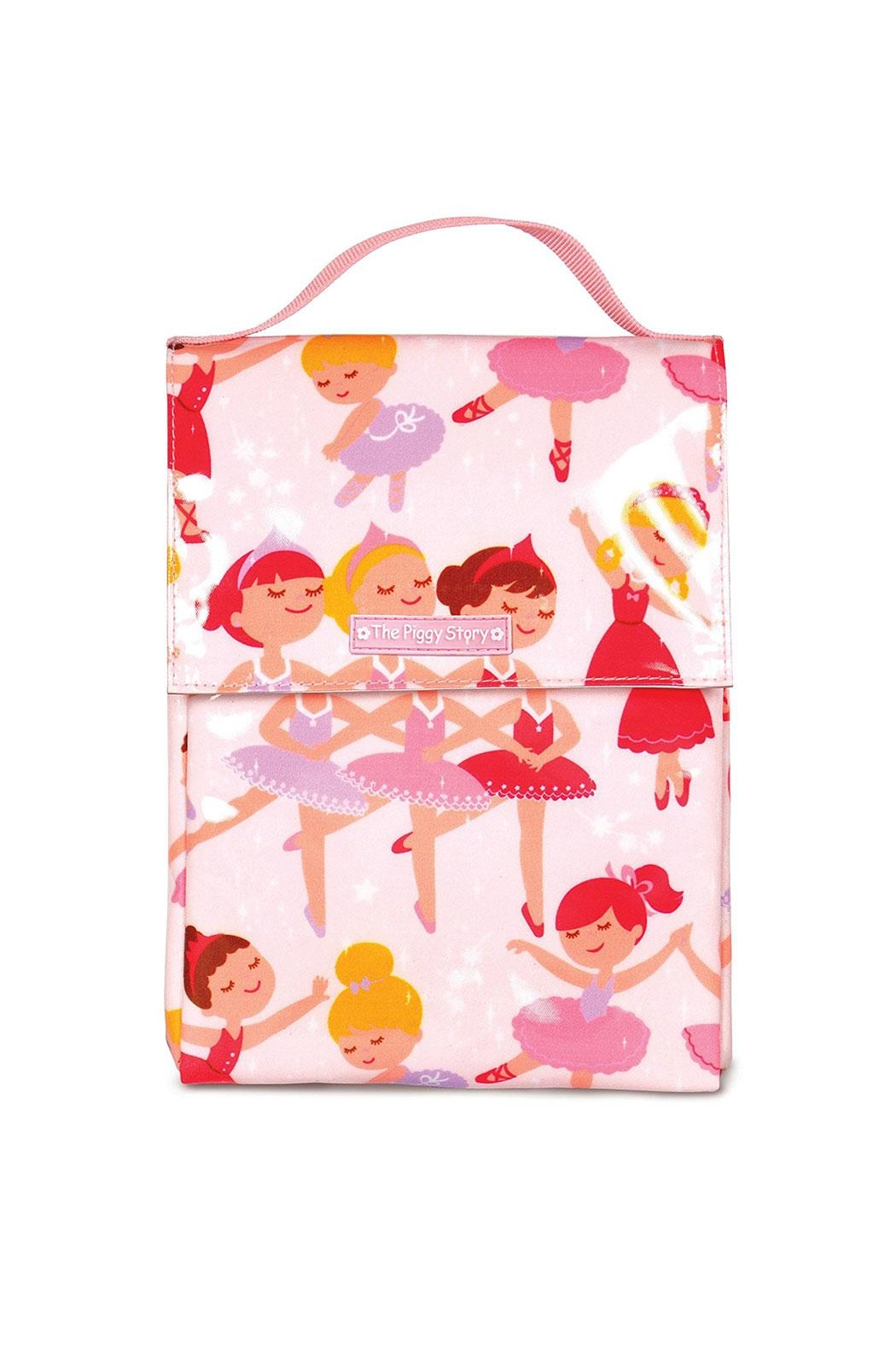 The Piggy Story Ballerinas Lunch Sack - Main Image
