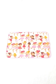 The Piggy Story Ballerinas Table Mat - Back cropped