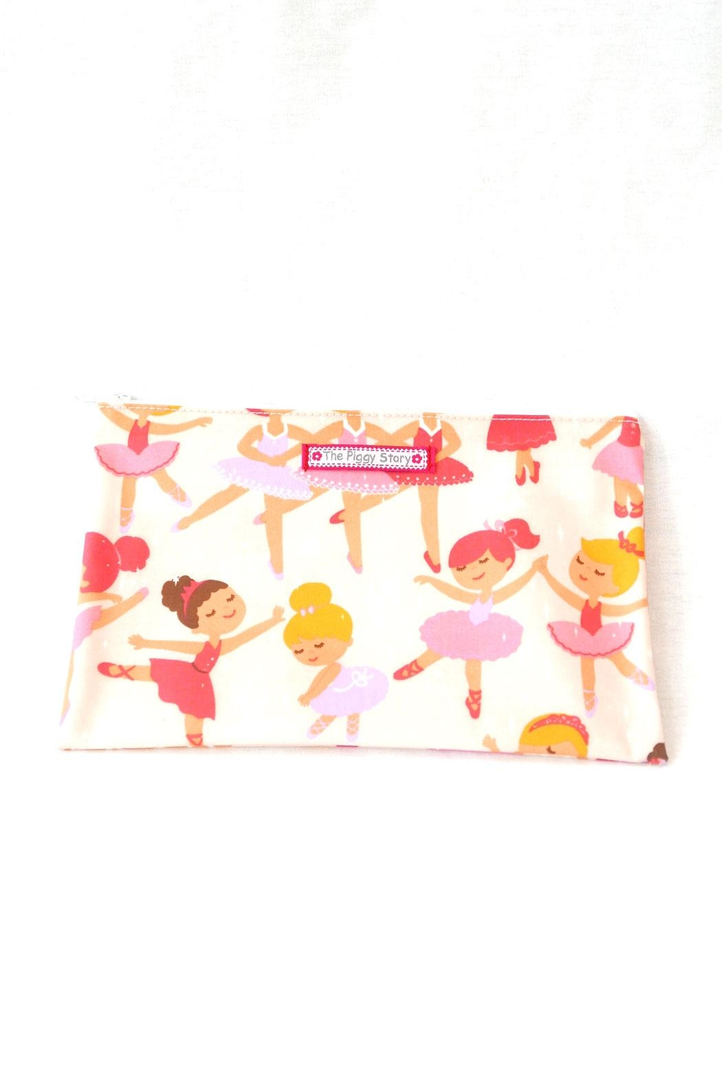 The Piggy Story Ballerinas Table Mat - Side Cropped Image