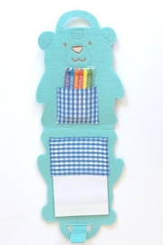 The Piggy Story Mini Bear Artfolio - Front full body