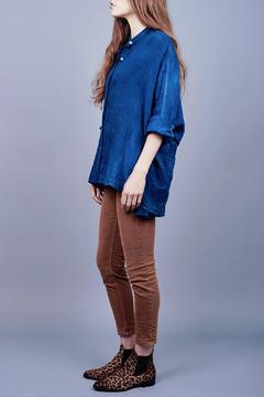 Shoptiques Product: Indigo Parachute Top