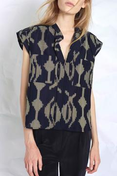 Shoptiques Product: Thira Ikat Top