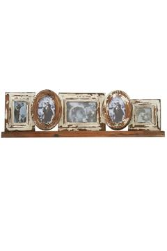 Shoptiques Product: Distressed Photo Frames