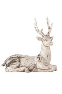 Shoptiques Product: White Knotty Deer