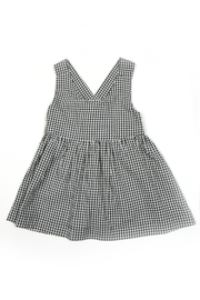 The Rabbit & Fern Gingham Dress - Product Mini Image