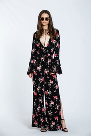The Room Floral Maxi Romper - Product Mini Image