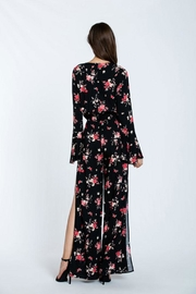 The Room Floral Maxi Romper - Other
