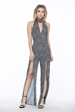 Shoptiques Product: Halter Neck Jumpsuit