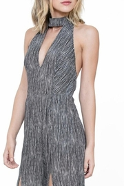 The Room High Neck Jumpsuit - Front full body
