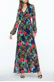 The Room Maxi Floral Dress - Product Mini Image