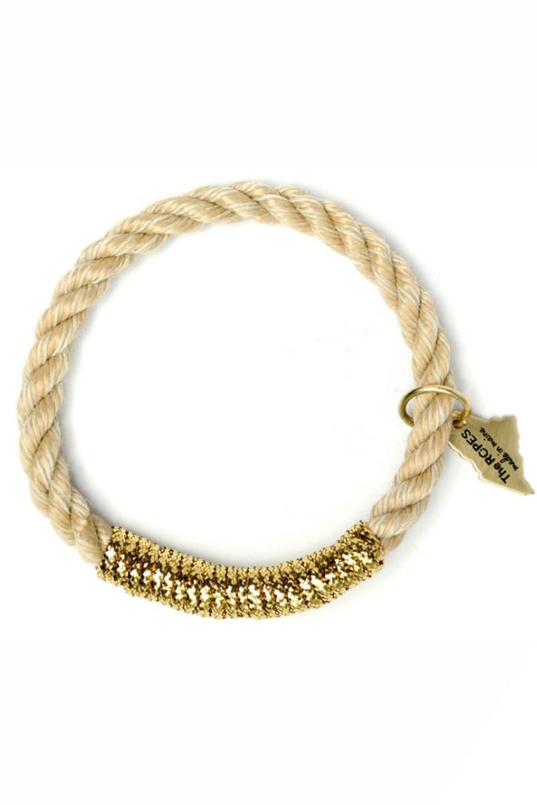 The Ropes Of Maine Scarborough Bracelet Front Full Image