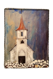 The Round Top Collection Old Church Print - Product Mini Image