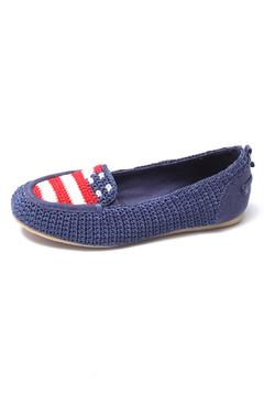 Shoptiques Product: Americana Crochet Slip-On