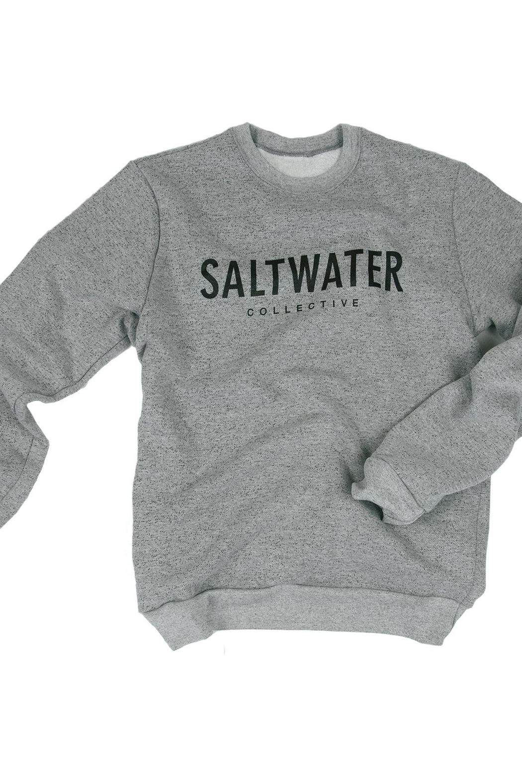 The Saltwater Collective Saltwater Crew - Grey - Main Image