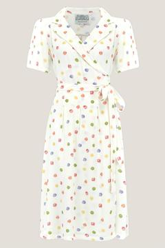 Shoptiques Product: Peggy Spot Dress
