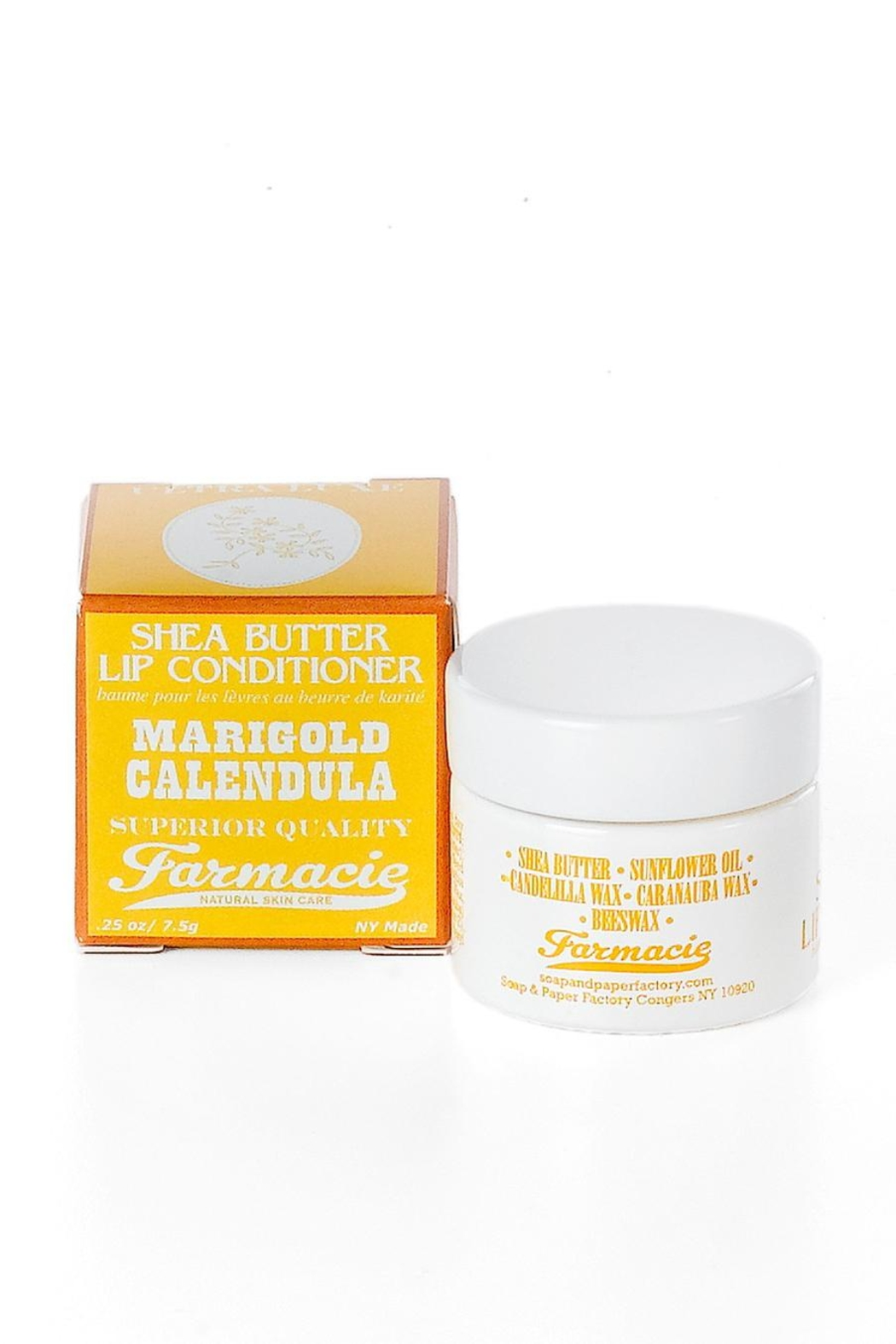 The Soap and Paper Factory Marigold Lip Balm - Main Image