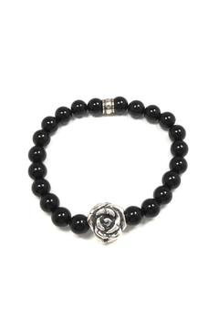 Shoptiques Product: Black Onyx Bracelet