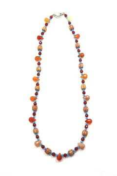 Shoptiques Product: Carnelian Mix Necklace