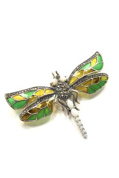 Shoptiques Product: Dragonfly Brooch
