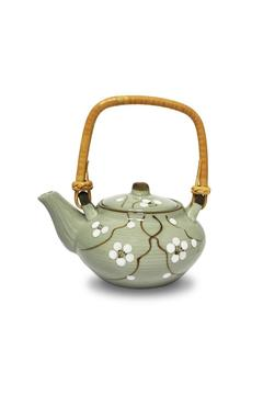 Shoptiques Product: Cherry-Blossom Tea Pot