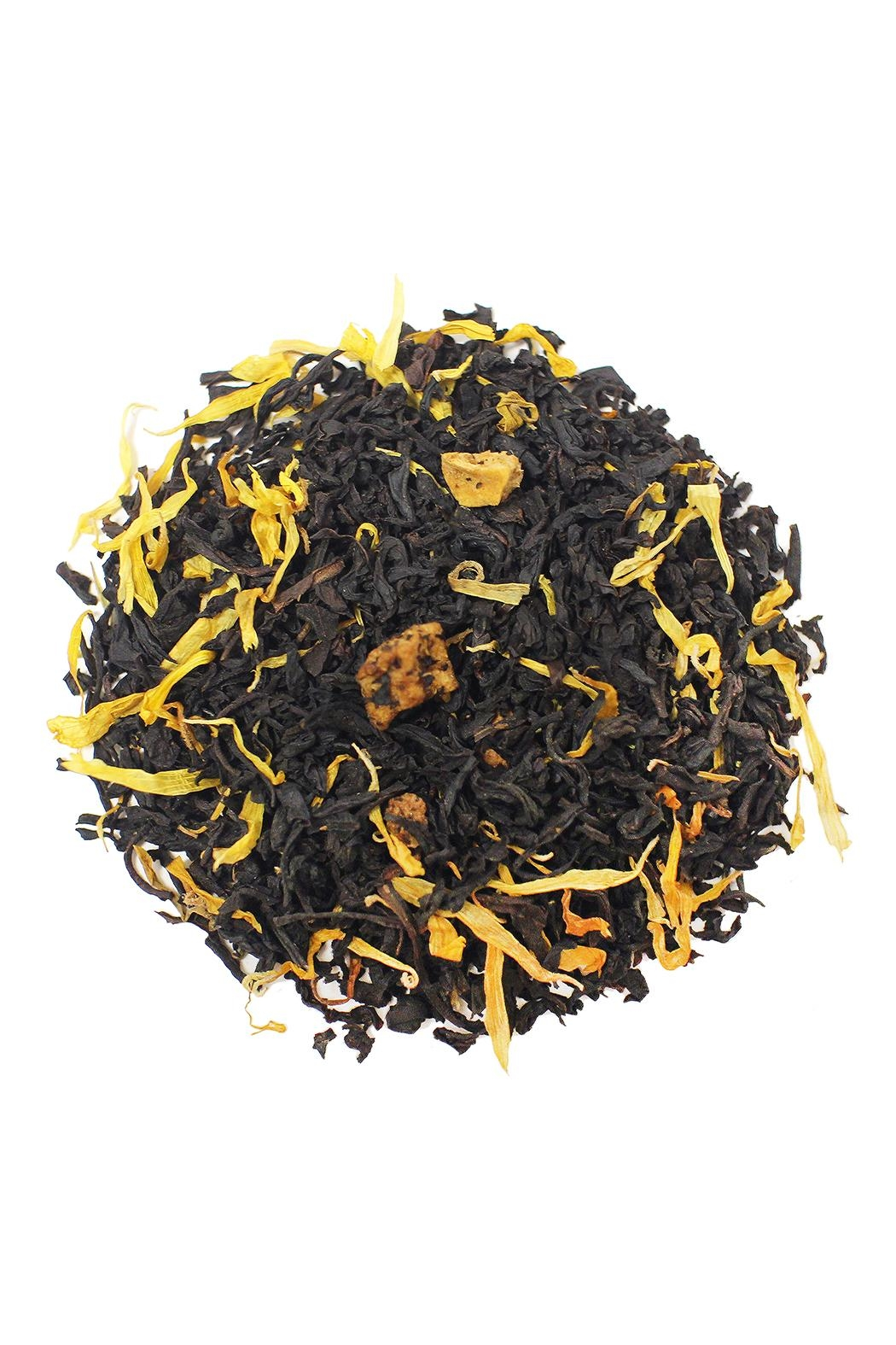 The Tea Farm Fruity Peach Loose-Black-Tea - Main Image