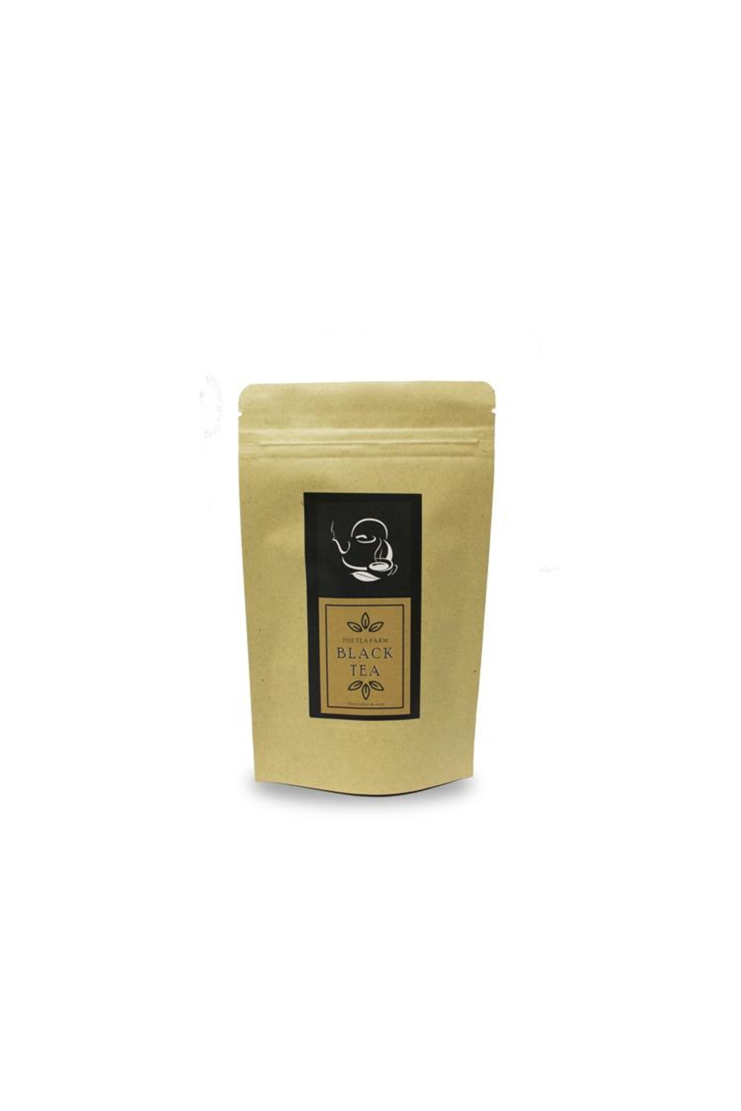 The Tea Farm Fruity Peach Loose-Black-Tea - Front Full Image