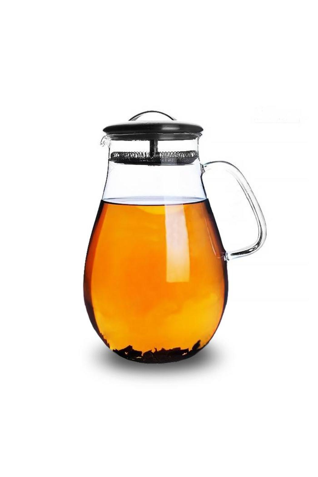 The Tea Farm Glass Tea Jug - Main Image