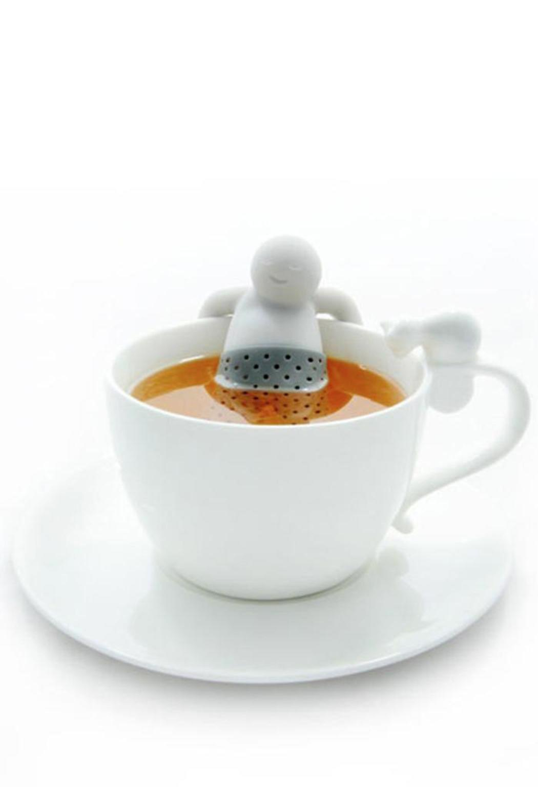 The Tea Farm Mr.Tea Tea Strainer - Front Full Image