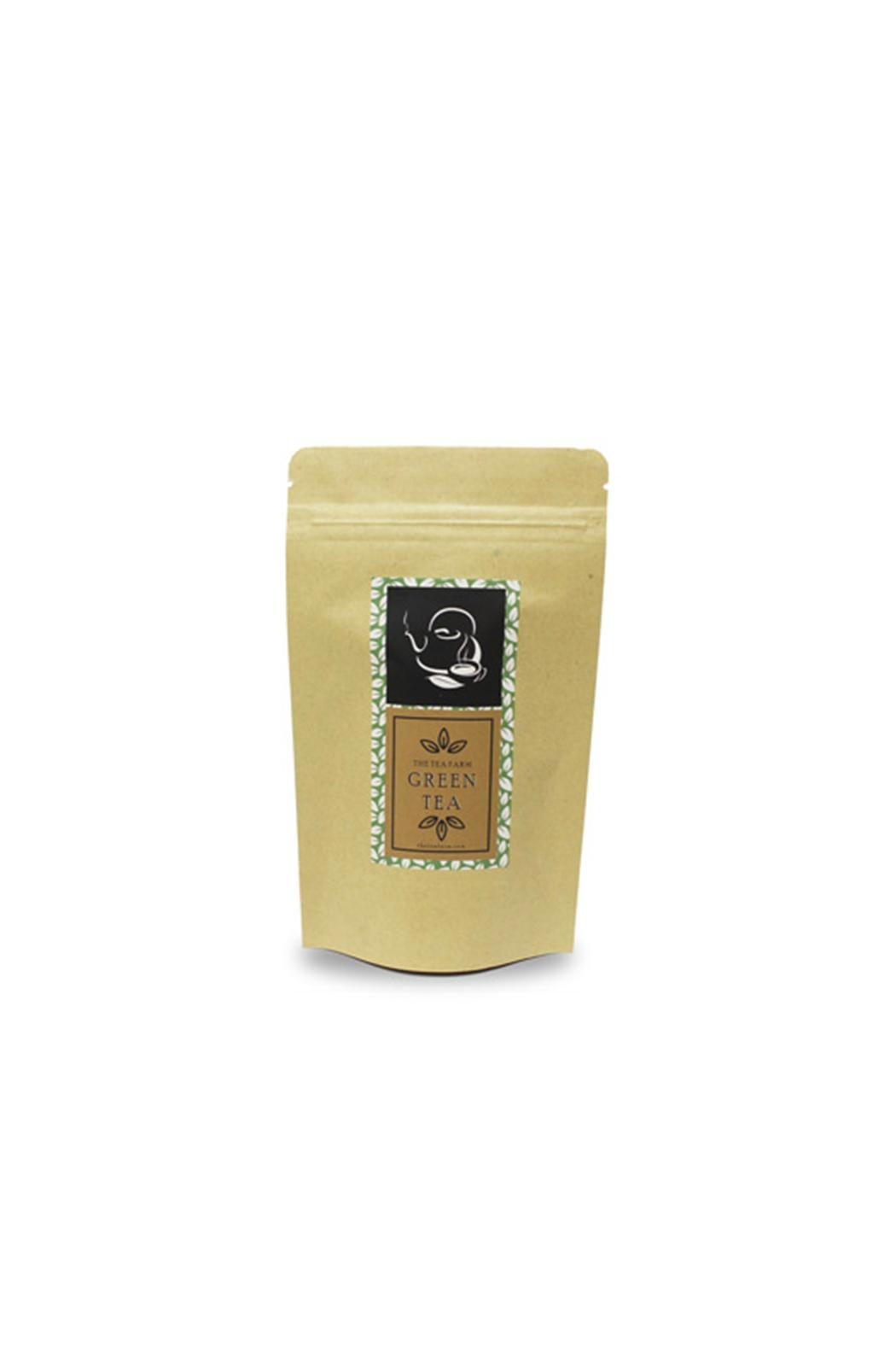 The Tea Farm Smooth-Dragon-Well Loose-Chinese Green-Tea - Front Full Image