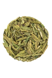 The Tea Farm Smooth-Dragon-Well Loose-Chinese Green-Tea - Front cropped