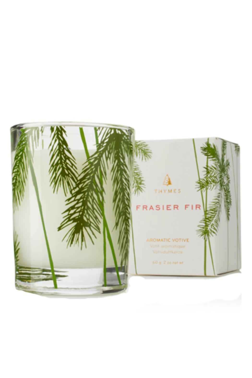 The Thymes Frasier Fir Votive - Main Image